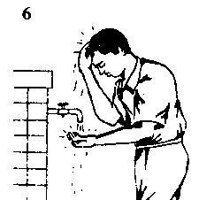 cara-berwudhu-mencuci-rambut-kepala
