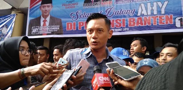 Sentil Hendropriyono, AHY: Jangan Benturkan Pancasila Dengan Islam