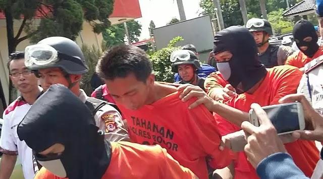 Budiansyah, predator anak di bogor di Vonis Hukuman Mati