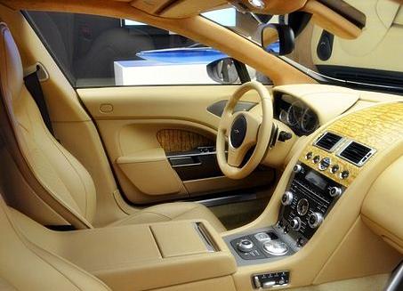 2016 Aston Martin Lagonda Taraf Review