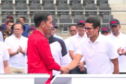Wow Ternyata Ini Maksud Jokowi dan Sandiaga dengan Ungkapan 'Gila'