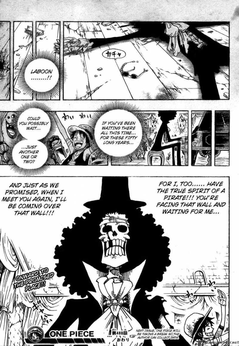 One Piece 488