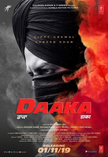 Daaka 2019 Full Movie Download