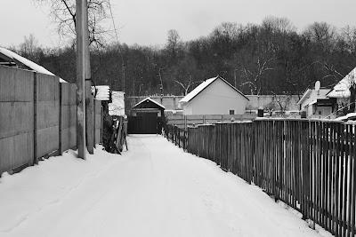 Незнакомый зимний Бобруйск
