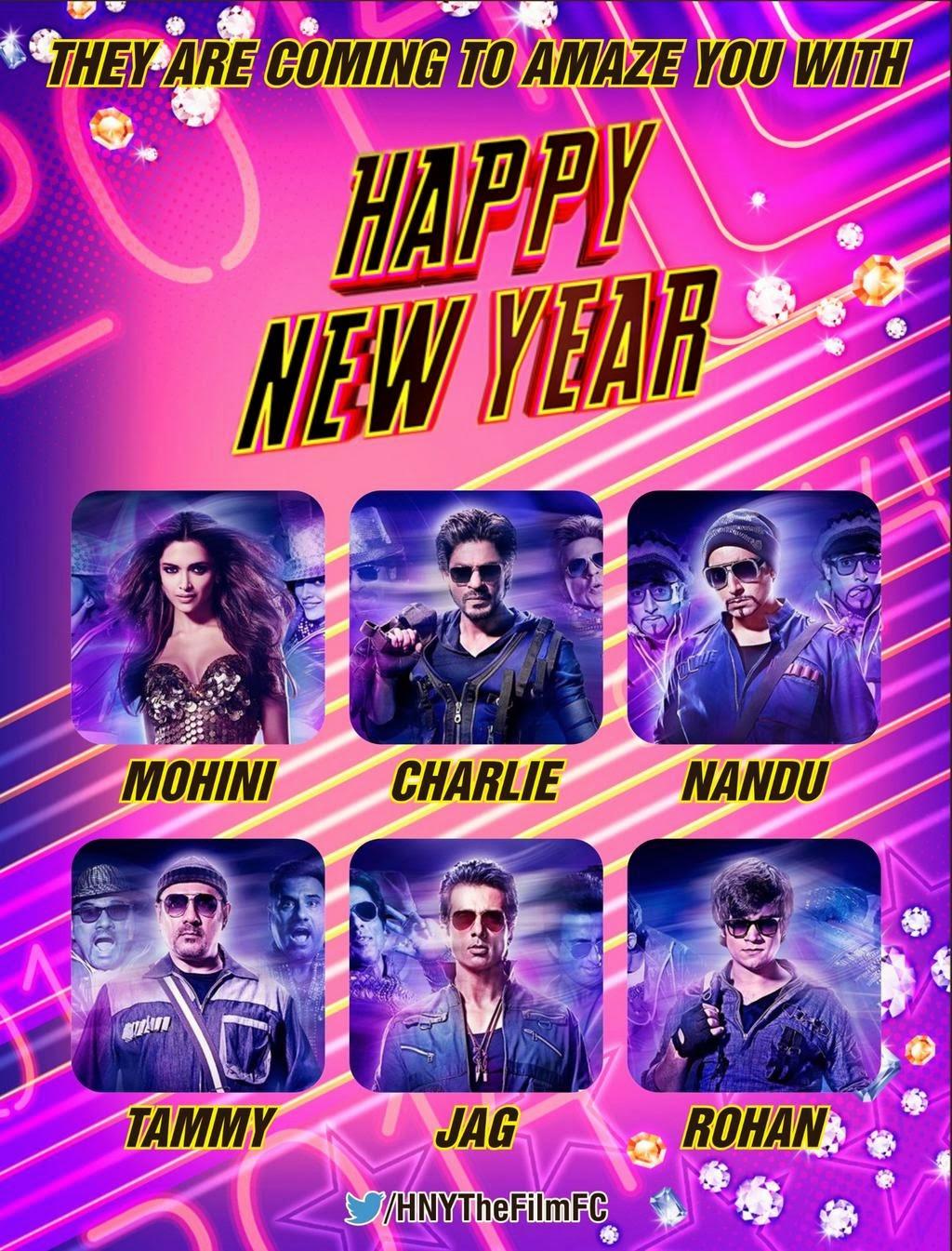 Happy New Year Film India 7
