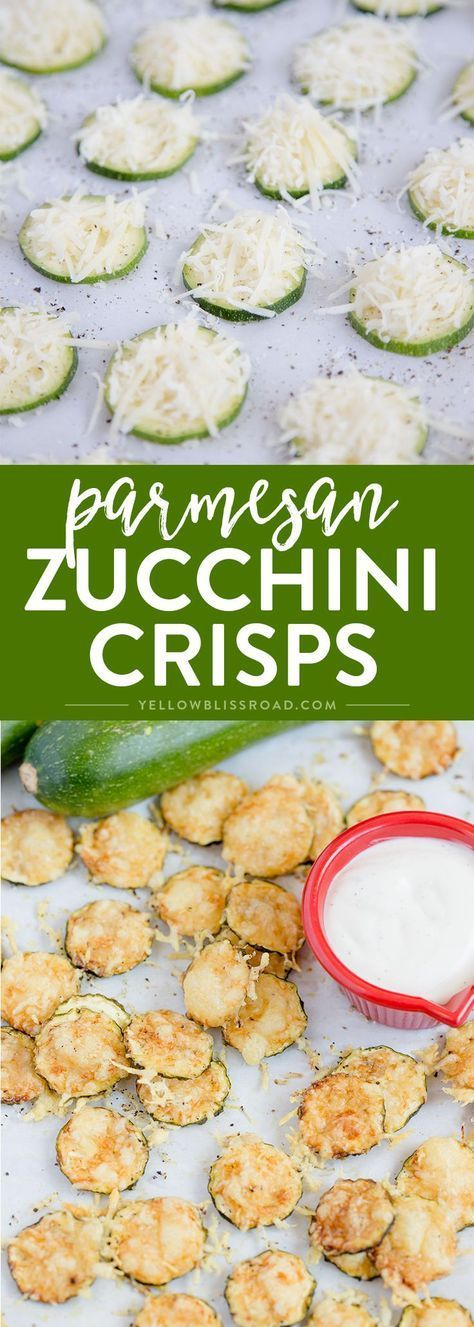 ★★★★★ 11 Review : PARMESAN ZUCCHINI CRISPS #parmesan #zucchini #crisps #healthyrecipes #healthyfood #healthysnacks