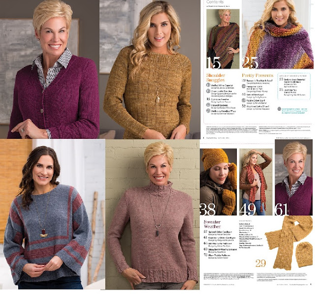 Knitting Patterns to Knit for Fall Sweaters Hats and More