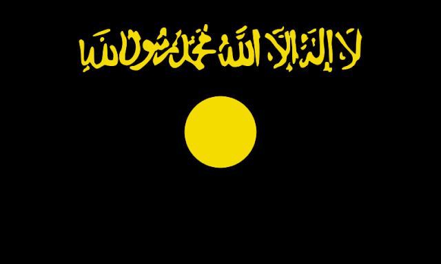 Kelompok Bendera Hitam Bertuliskan Tauhid 'Al Qaeda' Bubarkan Maulidan di Yaman