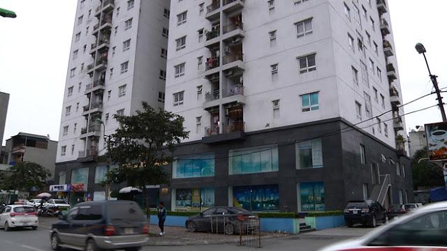 Chung cư 137 Nguyễn Ngọc Vũ