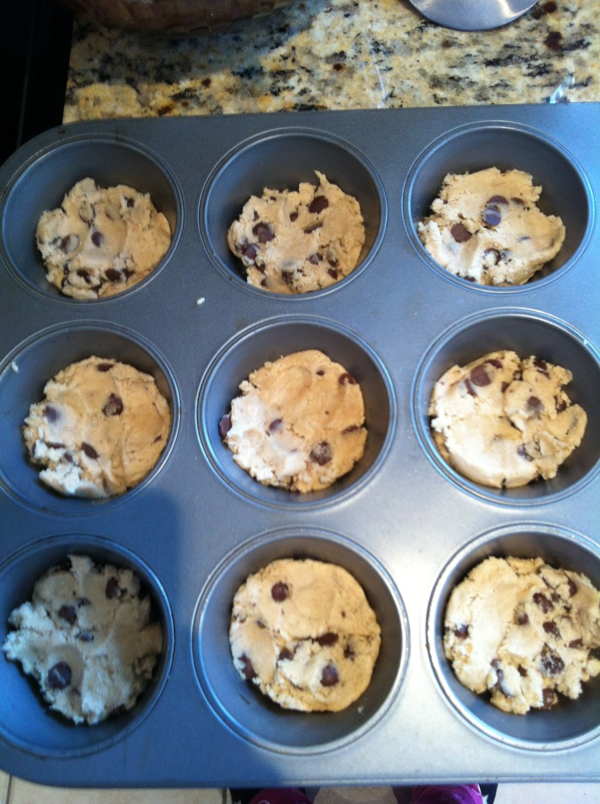 I M Doing This Cause I Want To Chocolate Chip Cookie
