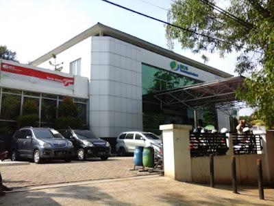 Kantor BPJS Ketenagakerjaan Bogor
