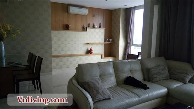 Living room Horizon apartment for rent 2 bedrooms 120 sqm
