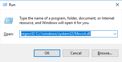 Télécharger Msvcrt.dll Fichier Gratuit Installer