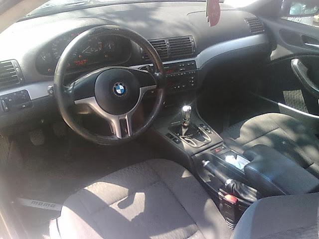bord BMW inmatriculat RO