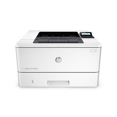 This printer wakes upwards as well as prints faster than the contest HP Laserjet Pro M402n Driver Downloads