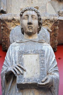 Catedral de Sens, imagem da fachada