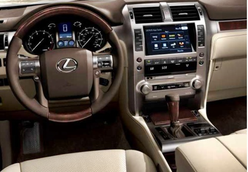 2016 Lexus GX 460 Design Reviews & Release Date | TOYOTA