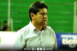Eduardo Villegas: Yo soy el responsable de todo lo que ha pasado, pero no el culpable - Oriente Petrolero - DaleOoo