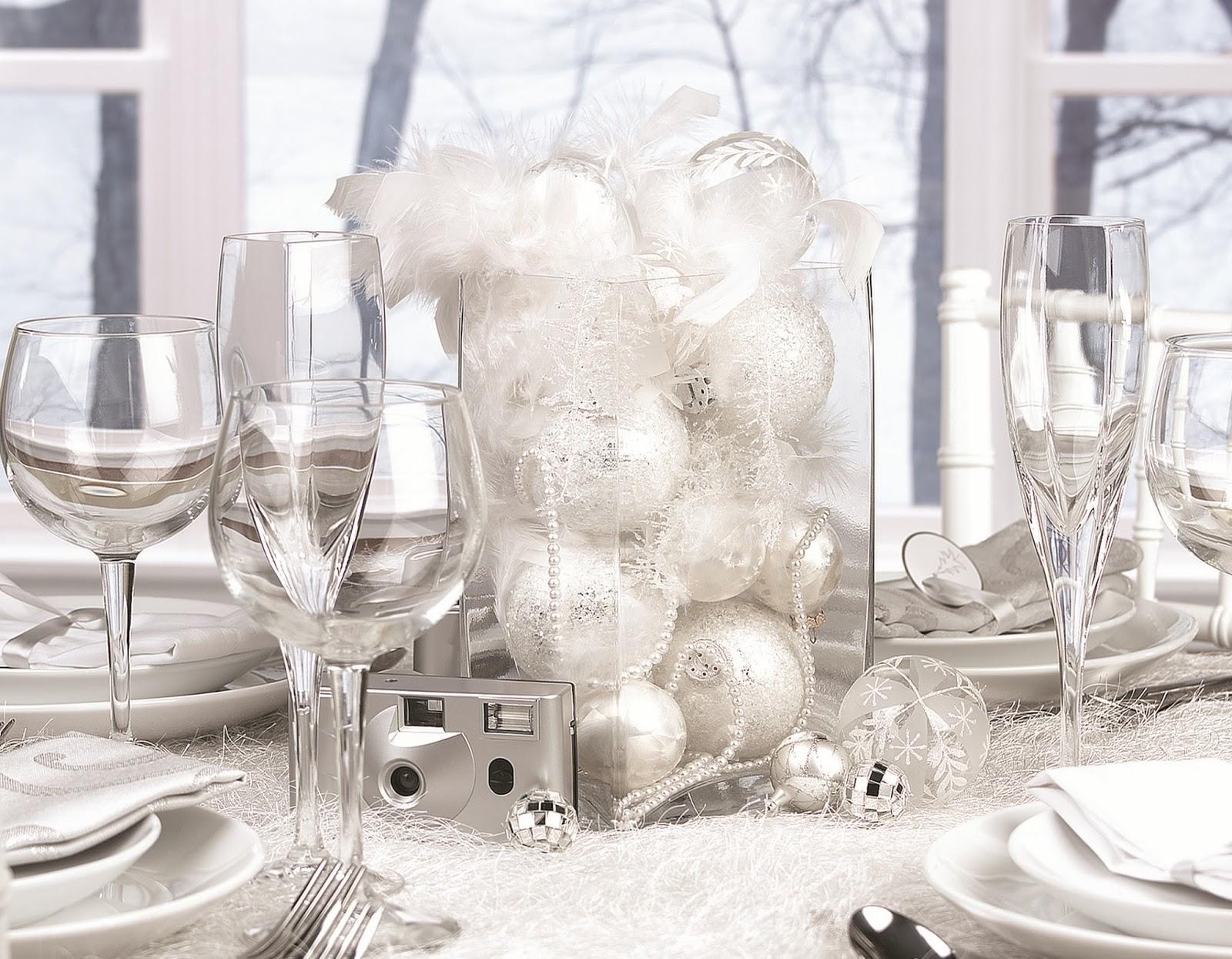 Twc una boda en invierno for Decoracion navidena centro de estetica