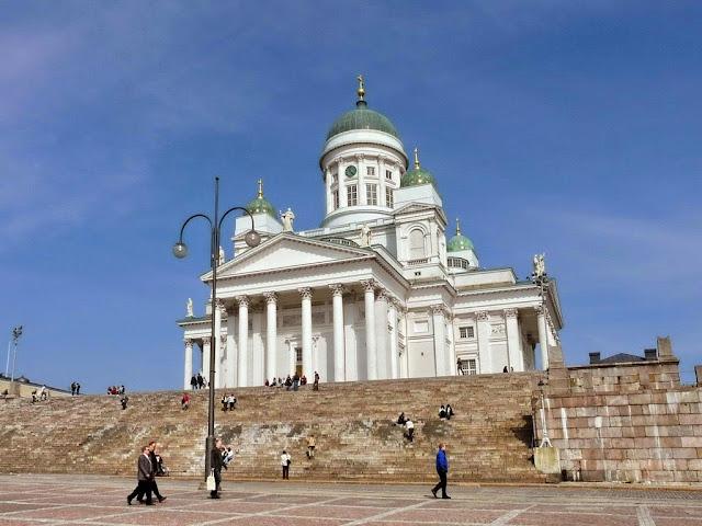 Senato Meydanı, St. Nicholas Katedrali, Helsinki