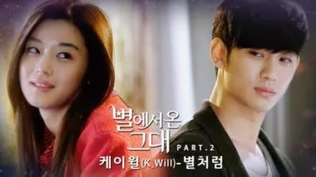 [MV] 'Like a Star' by K.Will - Ost. Drama Korea 'You Who ...