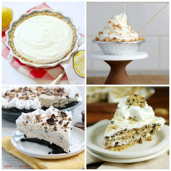15 Pies to Love that Require Zero Baking: Table for Seven