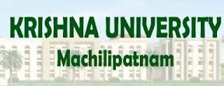 Krishna University Academic Consultant Vacancies