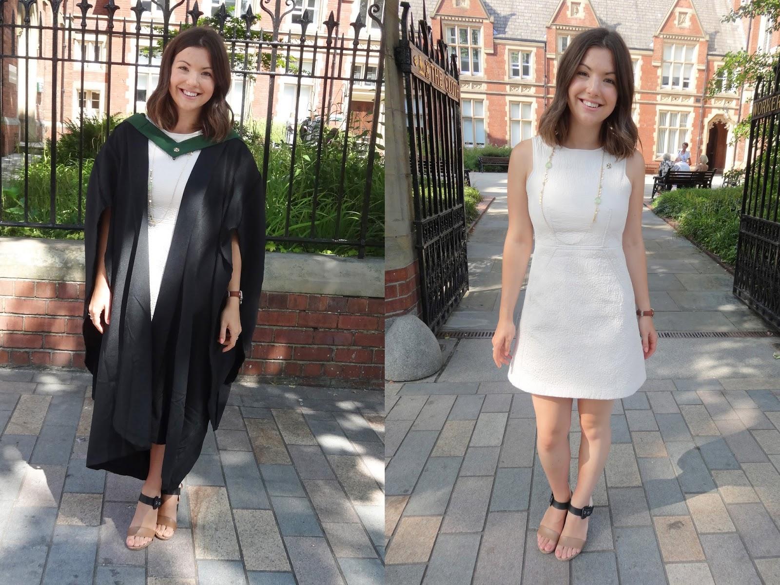 leeds university graduation what to wear