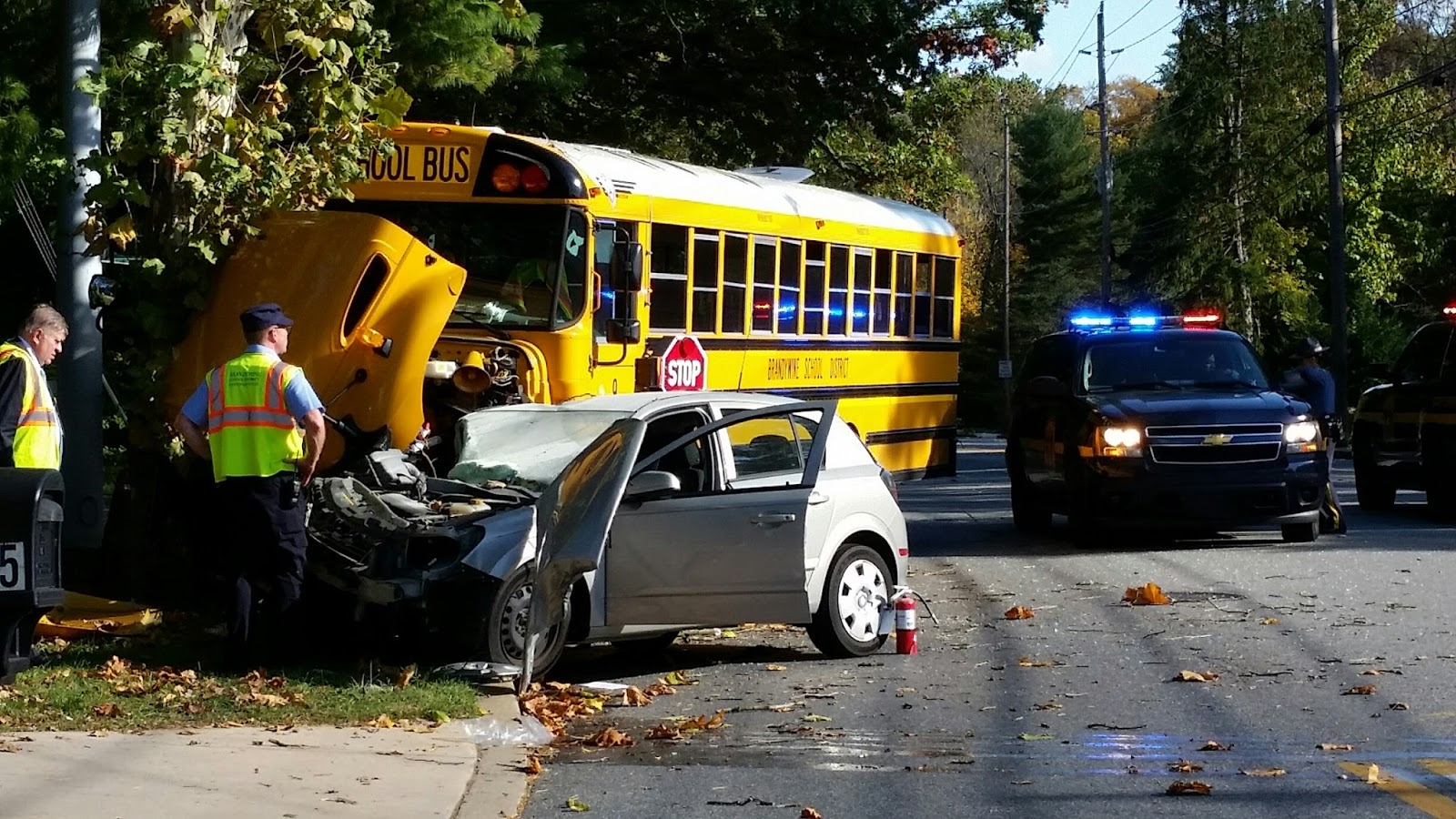 metropolitan engineering consulting forensics expert engineers one female driver had to be extricated following a crash between an empty brandywine school district bus and a car friday afternoon