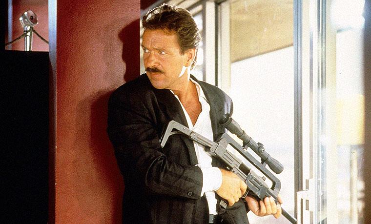 Götz George als Probek in DIE KATZE (1988) von Dominik Graf. Quelle: Neue Constantin Film