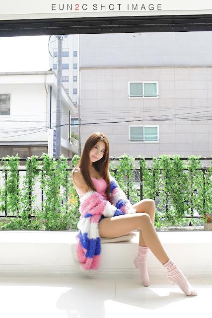 3 Park Hyun Sun - Studio Set - very cute asian girl-girlcute4u.blogspot.com