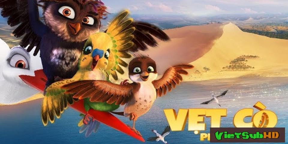 Phim Vẹt Cò Phiêu Lưu Ký VietSub HD | A Stork's Journey 2017