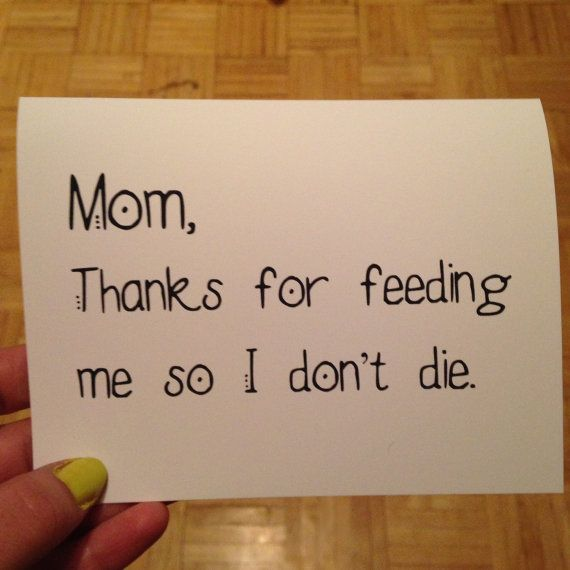 Latest and Short funny mothers day card messages versus quotes