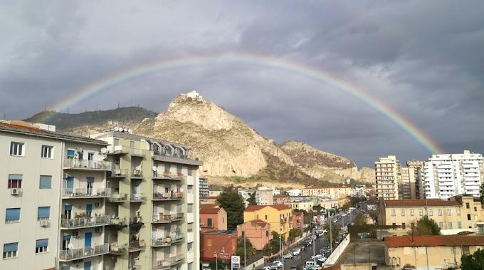 Il primo arcobaleno di Rosa Maria