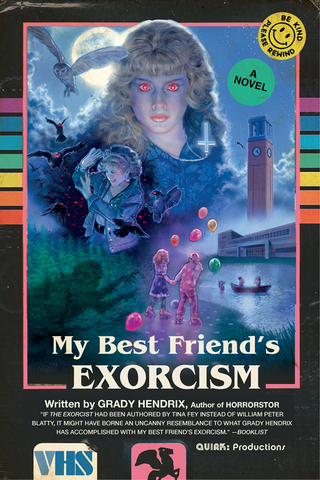 My best friends exorcism optioned