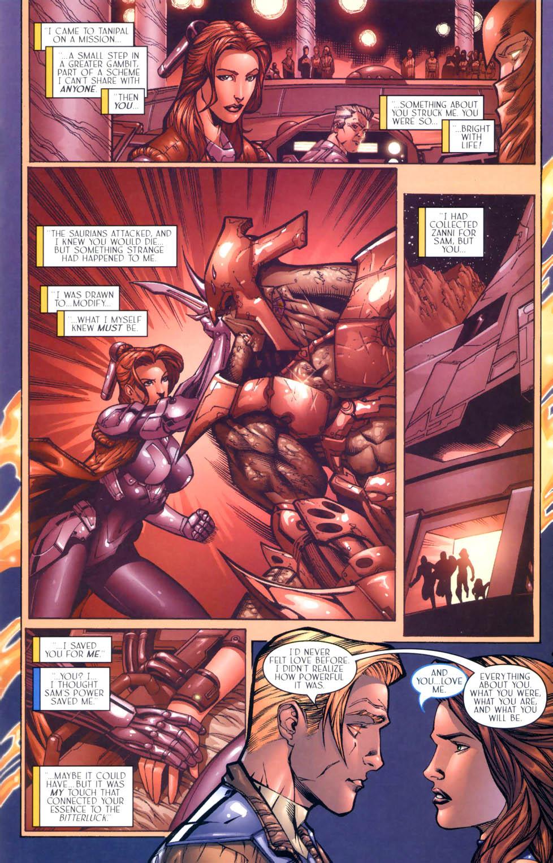 Read online Sigil (2000) comic -  Issue #9 - 18