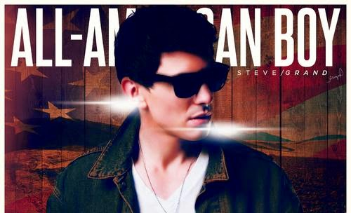 Steve Grand en All American Boy