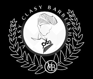 LOGO VLASY CLASY BARBERSHOP