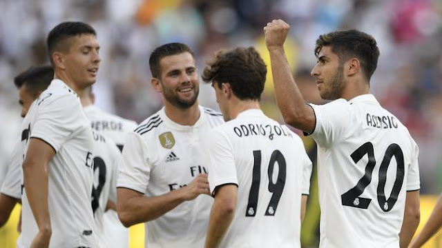Cuplikan Gol Real Madrid Vs Juventus