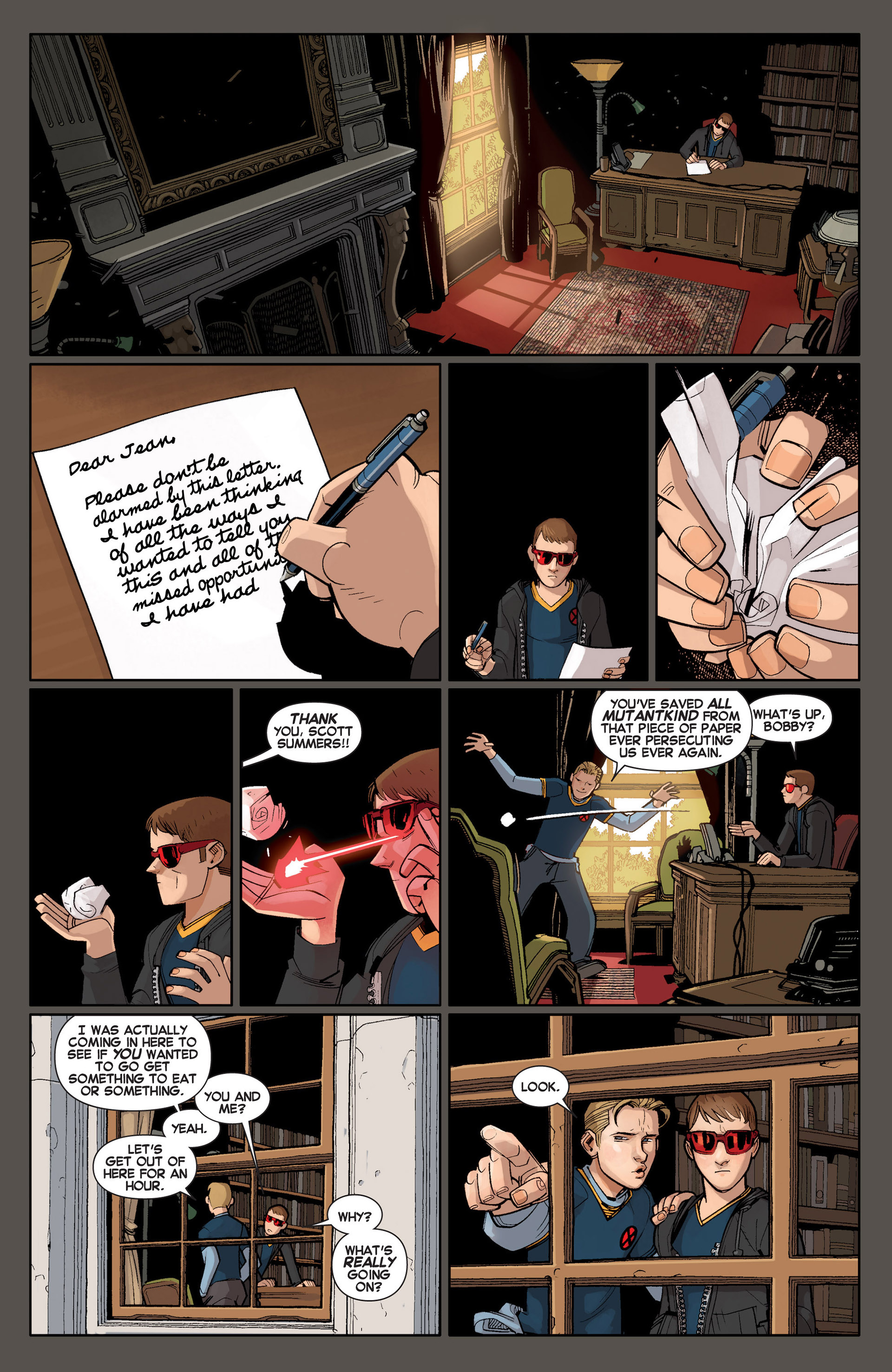 Read online All-New X-Men (2013) comic -  Issue #15 - 5