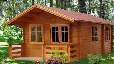 Simple Wood House Design Plans