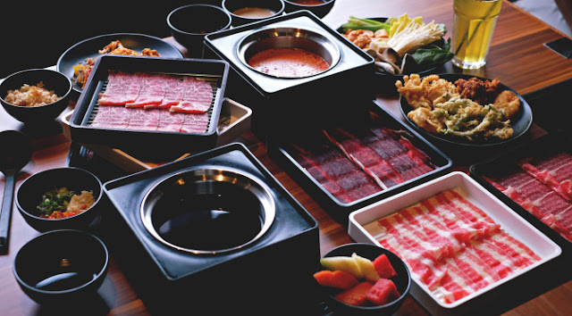 One And Only Resto Shabu Gen, The Best Shabu Gen in Jakarta
