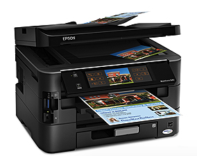 Epson WorkForce 840 free download