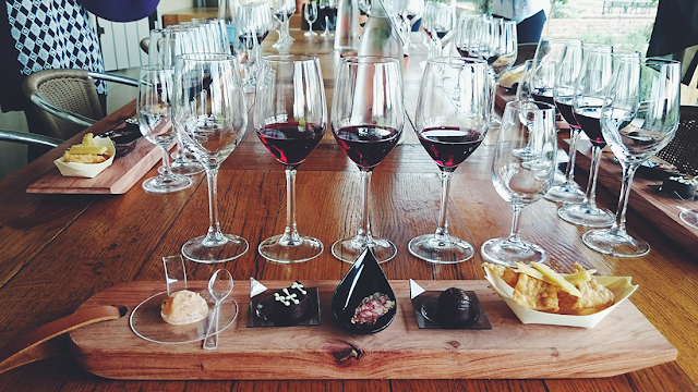 longridge wine estate tasting
