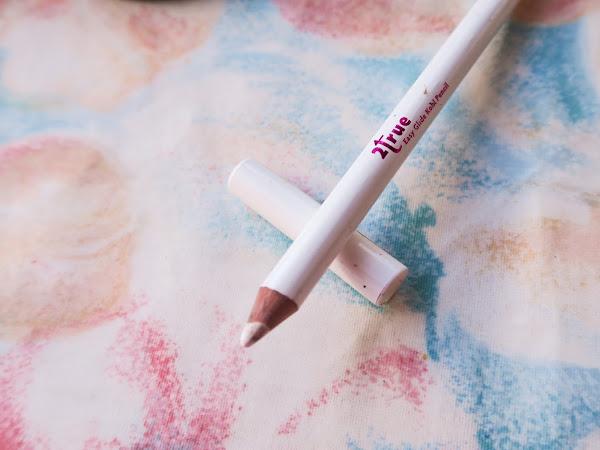 Review - Lápis Branco 2True