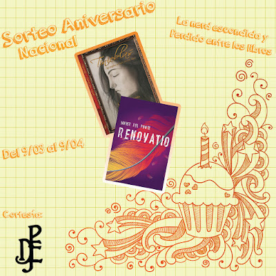 SORTEO TINIEBLAS Y RENOVATIO