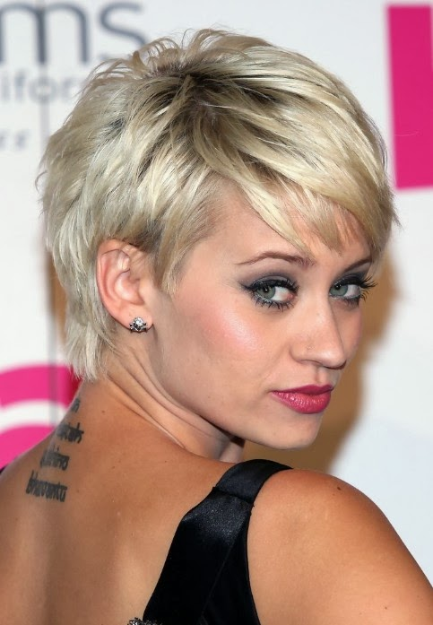 Sexy Short Hair Styles Women 96