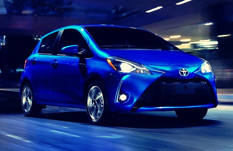 2018 Toyota Yaris Sedan and Spec