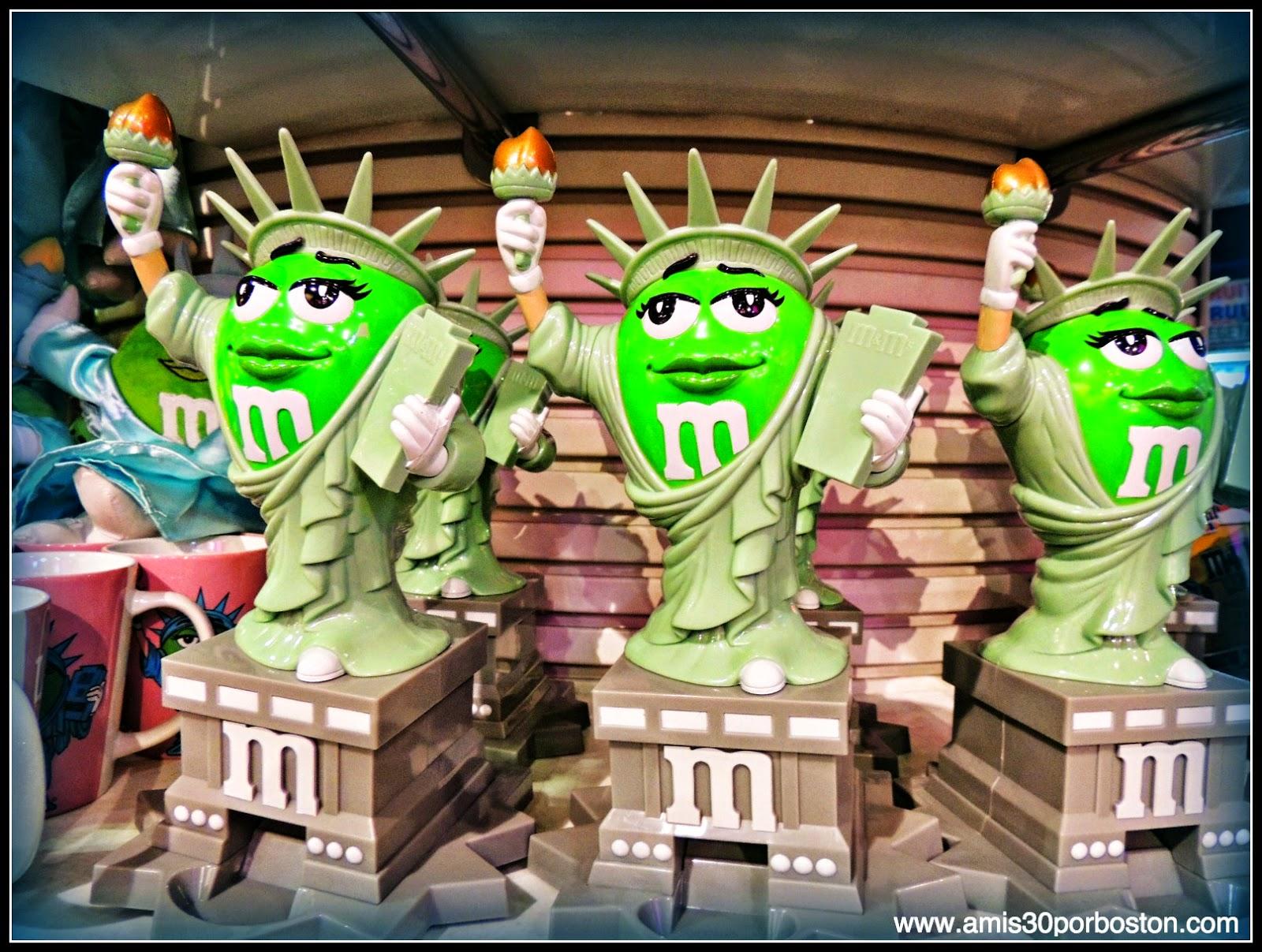 Segunda Vista a Nueva York: Tiendas de Times Square