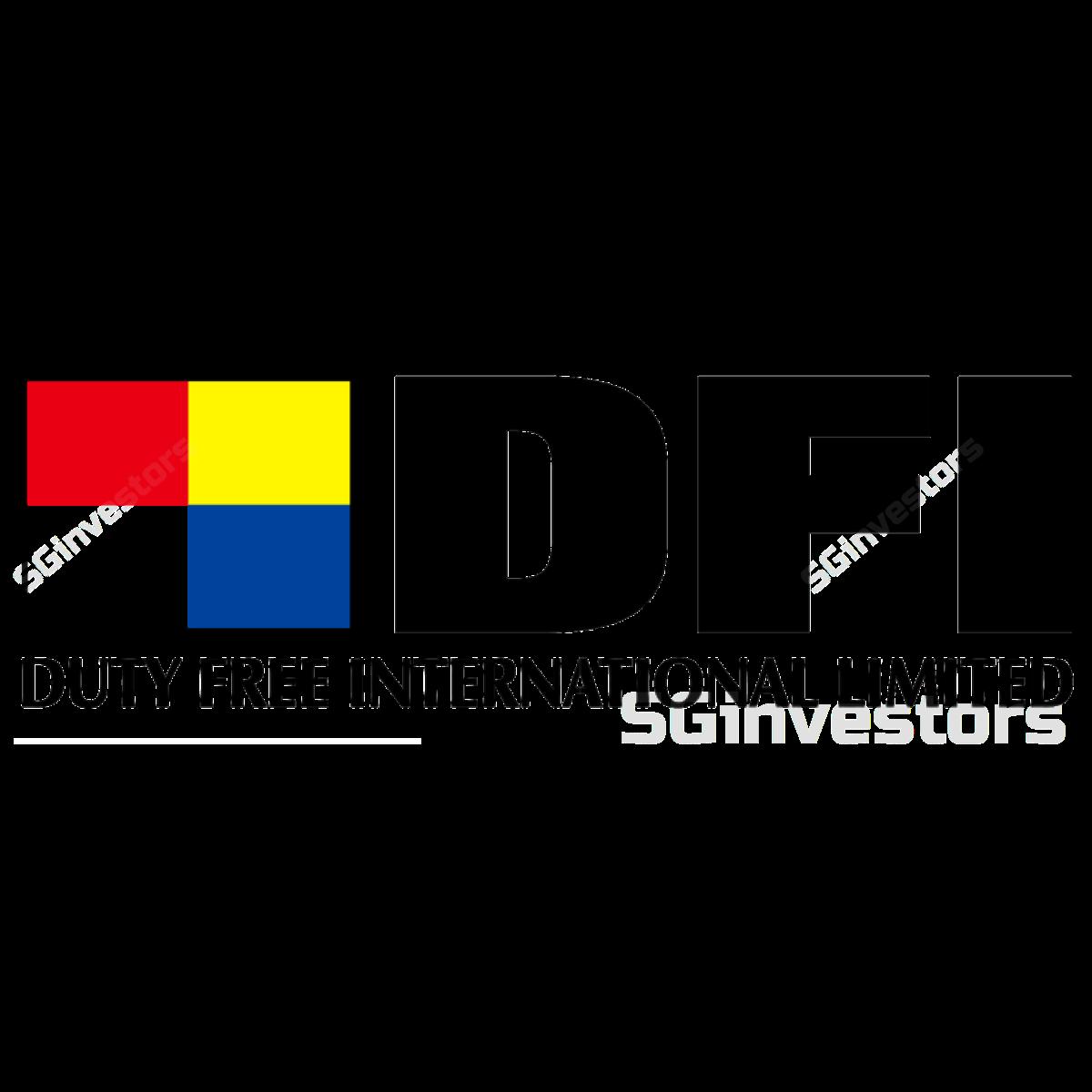 DUTY FREE INTERNATIONALLIMITED (SGX:5SO) @ SGinvestors.io